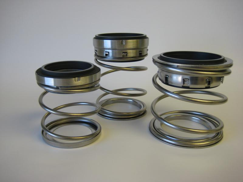 Single Spring Pump Seals
